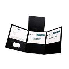 OXF59806 - Oxford® Tri-Fold Pocket Folder