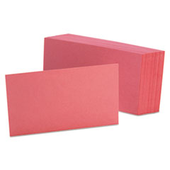 OXF7320CHE - Oxford® Index Cards