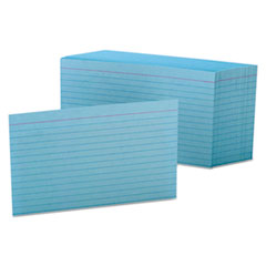OXF7421BLU - Oxford® Index Cards