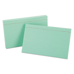 OXF7521GRE - Oxford® Index Cards