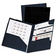 OXF99801 - Oxford® Divide It Up® Four-Pocket Poly Folder