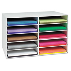 PAC001316 - Pacon® Classroom Keepers™ Construction Paper Storage Box