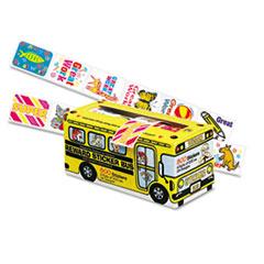 PAC0051450 - Pacon® Big School Bus Reward Stickers