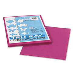 PAC103000 - Pacon® Tru-Ray® Construction Paper