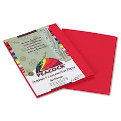 PAC103008 - Pacon® Tru-Ray® Construction Paper