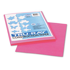 PAC103013 - Pacon® Tru-Ray® Construction Paper
