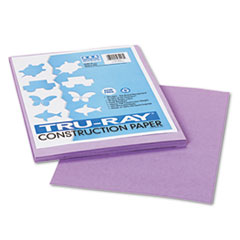 PAC103018 - Pacon® Tru-Ray® Construction Paper