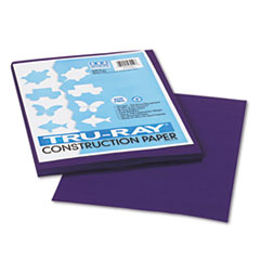 PAC103019 - Pacon® Tru-Ray® Construction Paper