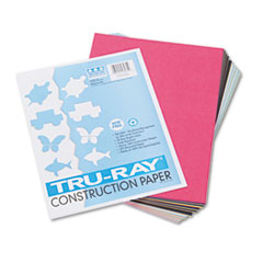 PAC103031 - Pacon® Tru-Ray® Construction Paper