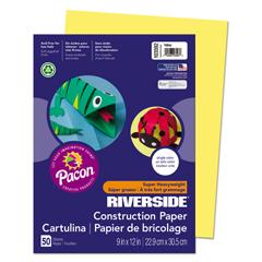 PAC103592 - Pacon® Riverside® Construction Paper