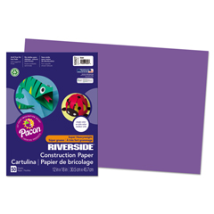 PAC103627 - Pacon® Riverside® Construction Paper