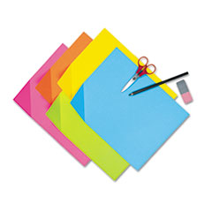 PAC1712 - Pacon® Colorwave Super Bright Tagboard