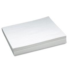 PAC2635 - Pacon® Skip-A-Line Ruled Newsprint Paper