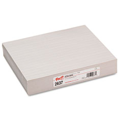PAC2637 - Pacon® Skip-A-Line Ruled Newsprint Paper