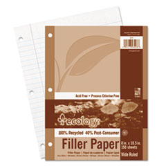 PAC3203 - Pacon® Ecology® Filler Paper