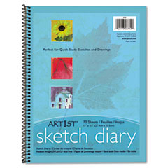 PAC4794 - Pacon® Art1st® Sketch Diary