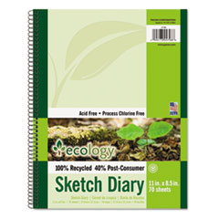 PAC4798 - Pacon® Ecology® Sketch Diary