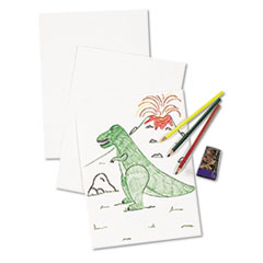 PAC4809 - Pacon® White Drawing Paper