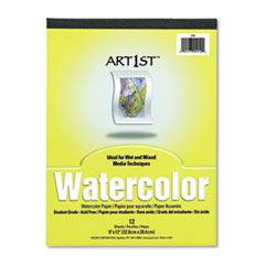 PAC4910 - Pacon® Artist™ Watercolor Paper Pad
