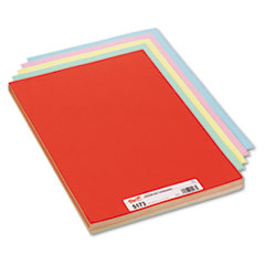 PAC5173 - Pacon® Assorted Colors Tagboard