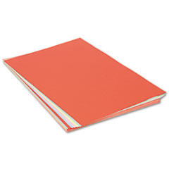 PAC5177 - Pacon® Assorted Colors Tagboard