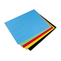 PAC54871 - Pacon® Peacock® Four-Ply Railroad Board