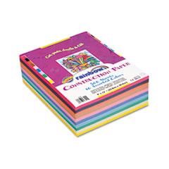 PAC6555 - Pacon® Rainbow® Super Value Construction Paper Ream