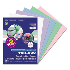 PAC6568 - Pacon® Tru-Ray® Construction Paper