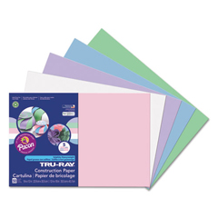 PAC6569 - Pacon® Tru-Ray® Construction Paper