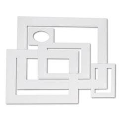 PAC72500 - Pacon® PreCut Mat Frames