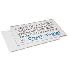 PAC74620 - Pacon® Chart Tablets