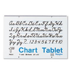PAC74630 - Pacon® Chart Tablets