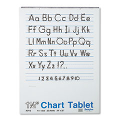 PAC74710 - Pacon® Chart Tablets