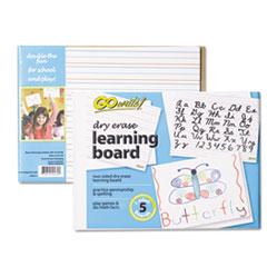 PACLB8511 - Pacon® GoWrite!® Dry Erase Learning Boards