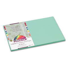 PACP8112 - Pacon® Peacock® Sulphite Construction Paper