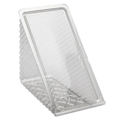 PACY11334 - Hinged Lid Sandwich Wedges