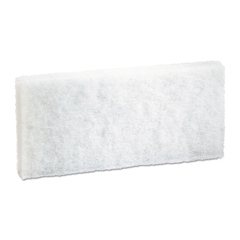 PAD401 - Light Duty White Scour Pads