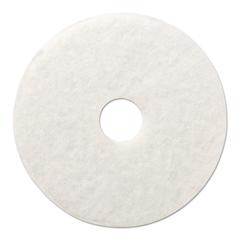 PAD4012WHI - Standard 12 Diameter Polishing Floor Pads