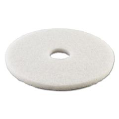 PAD4013WHI - Standard 13-Inch Diameter Polishing Floor Pads