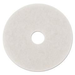 PAD4014WHI - Standard 14-Inch Diameter Polishing Floor Pads