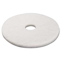 PAD4017WHI - Standard 17-Inch Diameter Polishing Floor Pads