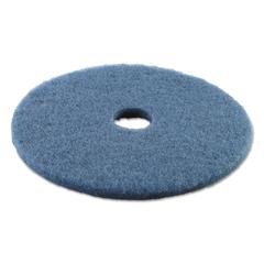 PAD4019BLU - Standard 19-Inch Diameter Scrubbing Floor Pads