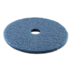 PAD402 - Medium-Duty Blue Scour Pad