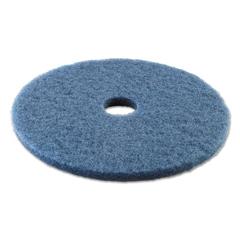 PAD4020BLU - Standard 20-Inch Diameter Scrubbing Floor Pads