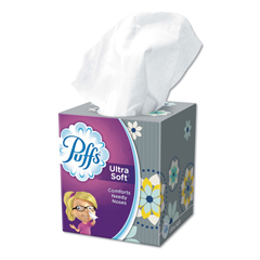 PAG35038 - Puffs® White Facial Tissue