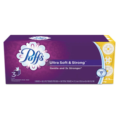 PAG35045 - Puffs® Ultra Soft and Strong Facial Tissue