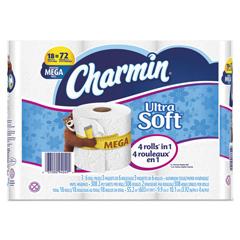 PGC94049CT - Charmin® Ultra Soft Bathroom Tissue