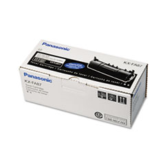 PANKXFA87 - Panasonic KXFA87 Toner, 5000 Page-Yield, Black