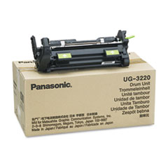 PANUG3220 - Panasonic UG3220 Drum Unit, Black