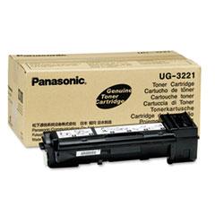 PANUG3221 - Panasonic UG3221 Toner, 6000 Page-Yield, Black